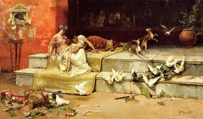 Las Damas Romanas