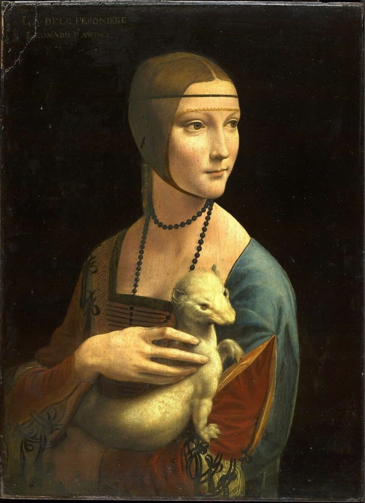Lady with an Ermin